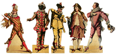 wsg5 commedia dell'arte