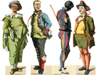 wsgtr commedia dell'arte figures